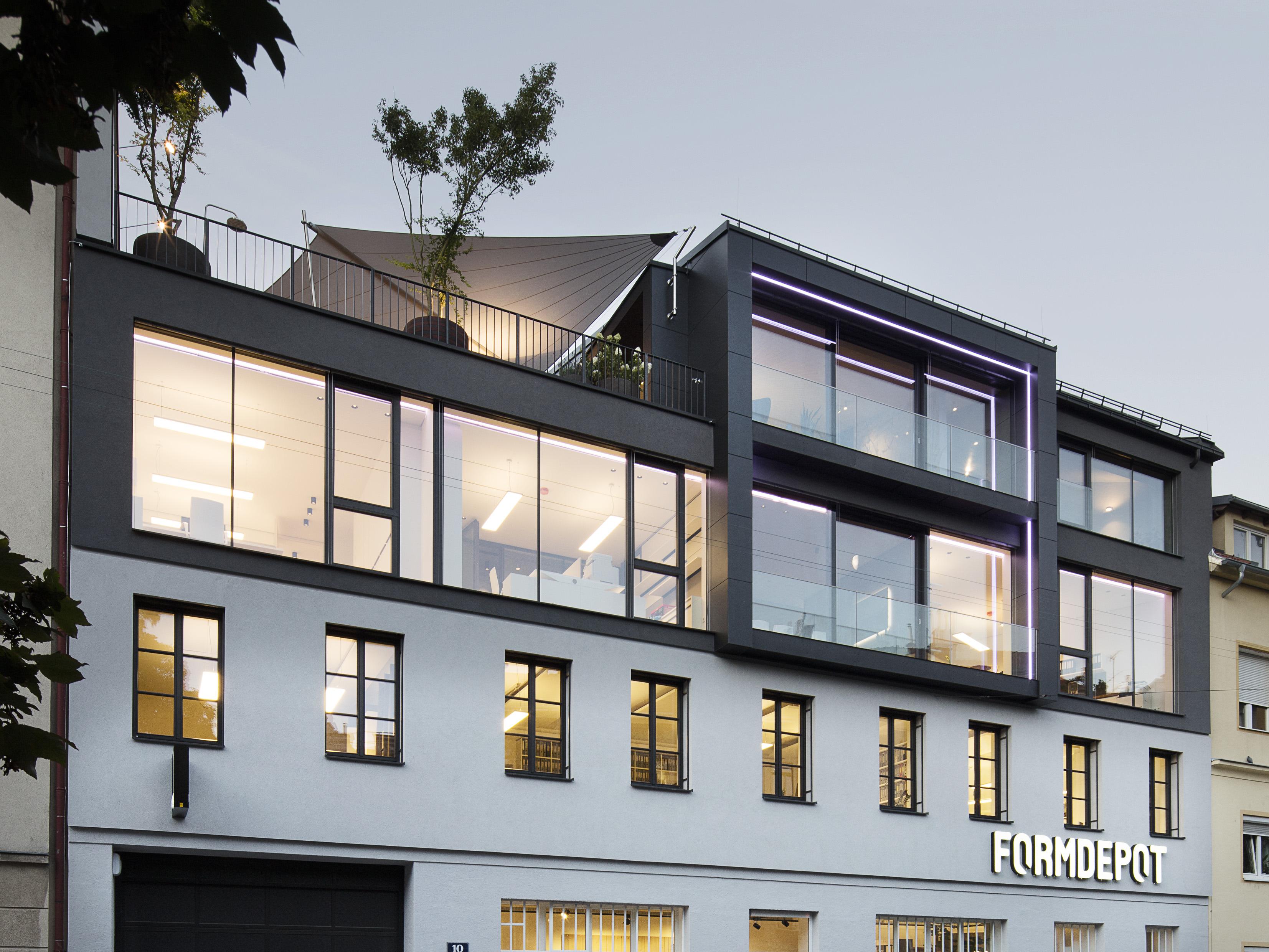 Architektur planung und design formdepot for Architektur und design